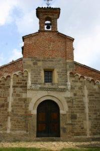 Cortazzone 教会堂正面