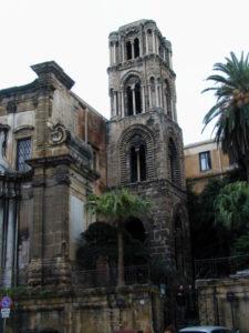 Palermo / Chiese della Martorana 塔