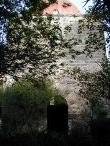 Palermo / San Giovanni degli Eremiti 扉口
