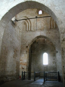 Palermo / San Giovanni degli Eremiti 教会堂内部