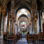 Palermo / Chiese della Martorana 身廊