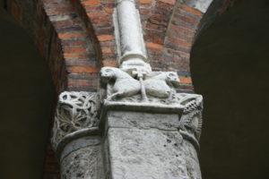 Milano アトリウム彫刻