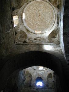 Palermo / San Giovanni degli Eremiti ドーム