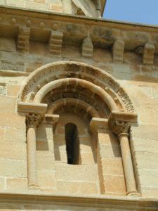 Torres del Rio 窓