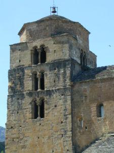 Santa Cruz de la Seros 塔