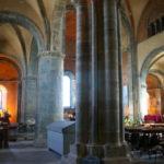 Sacra di San Michele 側廊