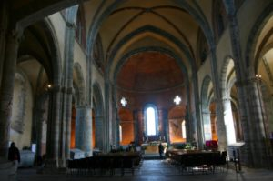 Sacra di San Michele 身廊