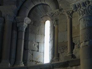 Eunate 窓