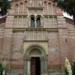 Vezzolano 教会堂正面