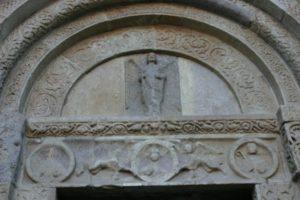 Pavia 翼廊扉口