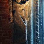Sacra di San Michele 内陣彫刻