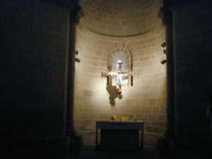 Torres del Rio 祭室
