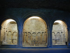 San Juan de la Pena 祭室
