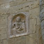 Pavia 壁面彫刻