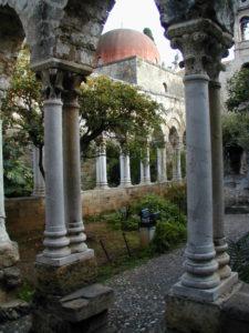 Palermo / San Giovanni degli Eremiti 回廊