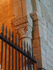 Ujue 柱頭彫刻