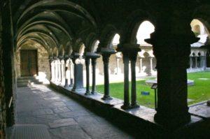 Aosta 回廊