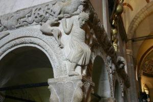 Milano 説教壇