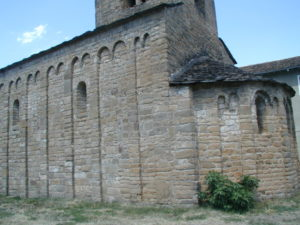 Santa Cruz de la Seros 礼拝堂