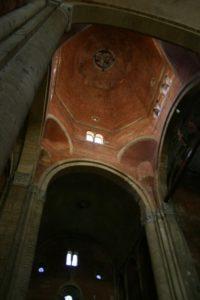 Pavia 交差部ドーム