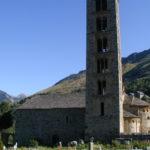 Taull / Sant Climent 教会堂側面