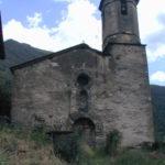Vall de Cardos / Lladorre 教会堂正面