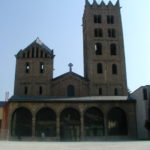 Ripoll 教会堂正面