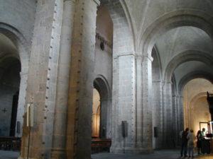 La Seu d'Urgell 側廊
