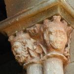 Jaramillo de la Fuente 柱頭彫刻