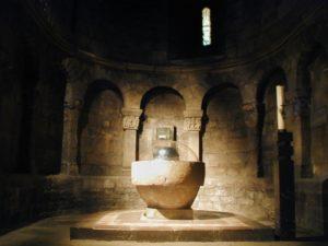 Sant Joan de les Abadesses 祭室