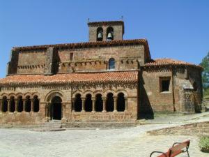 Pineda de la Sierra 教会堂側面
