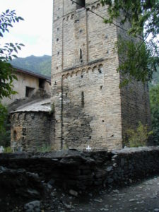 Vall de Cardos / Ribera de Cardos 後背部