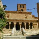 San Esteban de Gormaz / San Miguel 教会堂側面