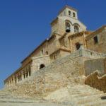San Esteban de Gormaz / Santa Maria del Rivero 全景