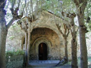 Vall de Boi / Barruera 教会堂正面