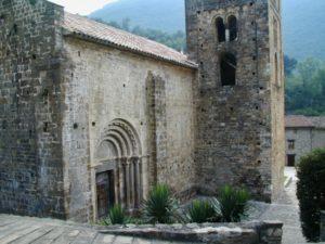 Beget 教会堂側面