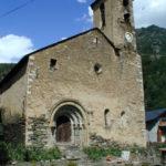 Vall de Aneu / Alos de Isil 教会堂正面