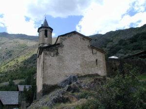 Vall de Cardos / Lladorre 後背部
