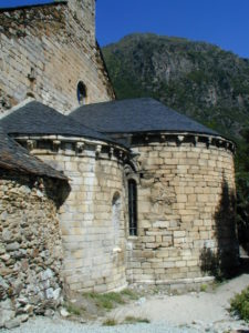 Vall de Aran / Salardu 後背部