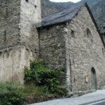 Vall de Cardos / Alins 教会堂正面
