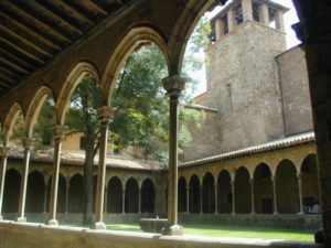 Sant Joan de les Abadesses 回廊