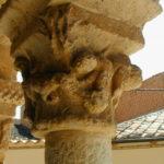 San Esteban de Gormaz / San Miguel 柱頭彫刻