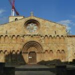 Soria / Santo Domingo 教会堂正面