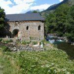 Vall de Aneu / Isil 教会堂側面