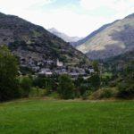 Vall de Cardos / Lladorre 全景