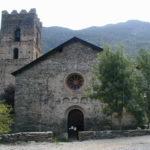 Vall de Cardos / Ribera de Cardos 教会堂正面