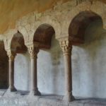 Sant Joan de les Abadesses ロマネスク回廊