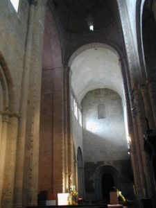 La Seu d'Urgell 翼廊