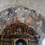 San Esteban de Gormaz / Santa Maria del Rivero 内陣
