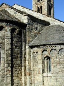 Taull / Santa Maria 後背部